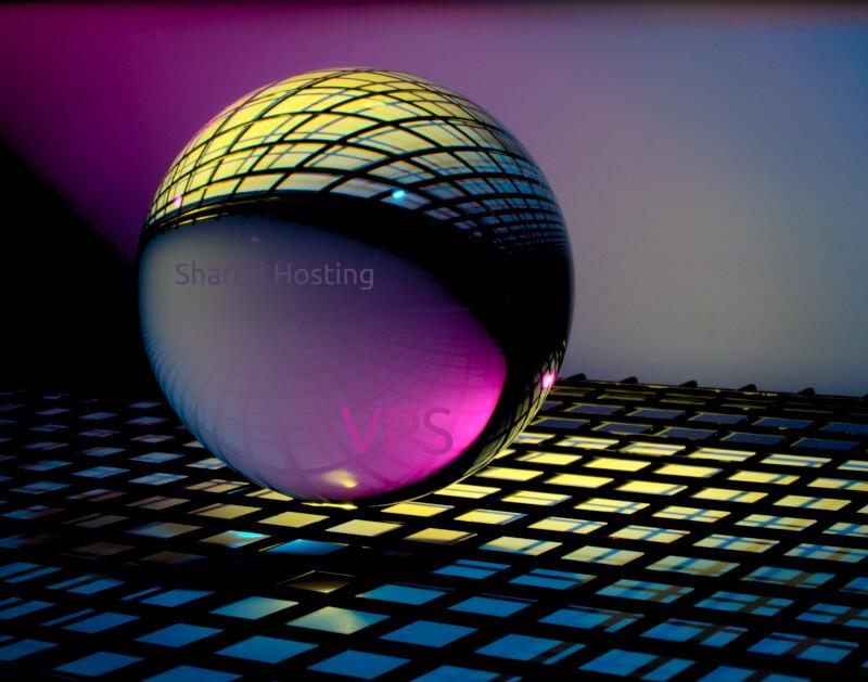 Shared Web Hosting vs Virtual Private Server